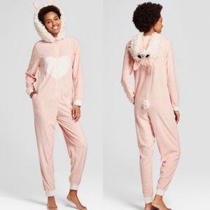Women's Llama Onesie  size XL